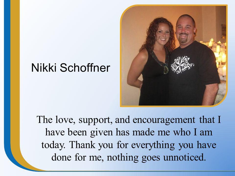 Nikki Schoffner