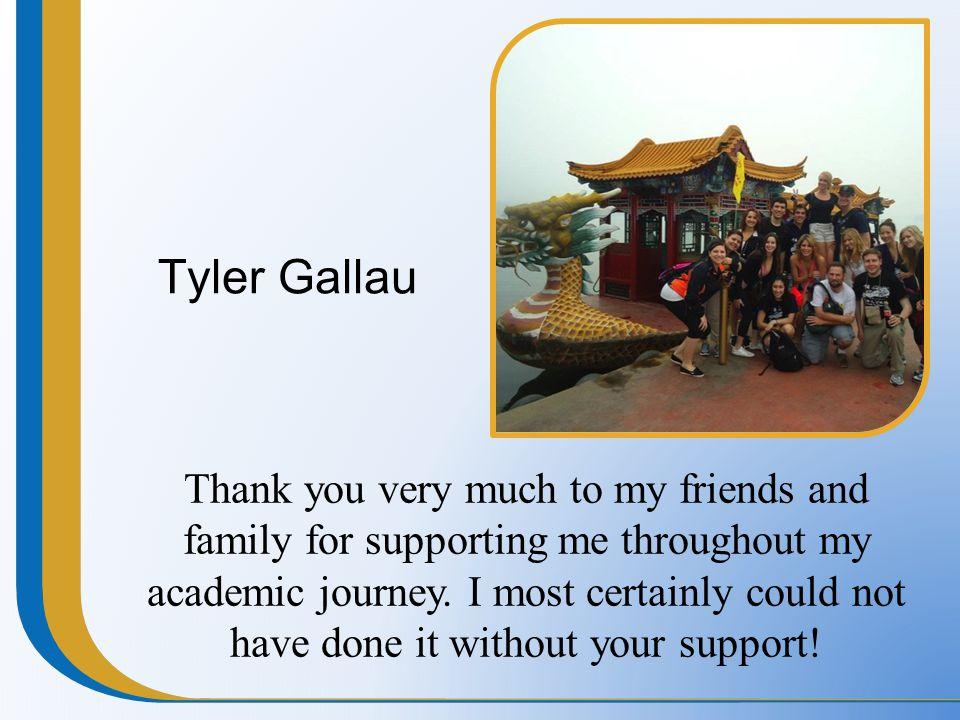 Tyler Gallau