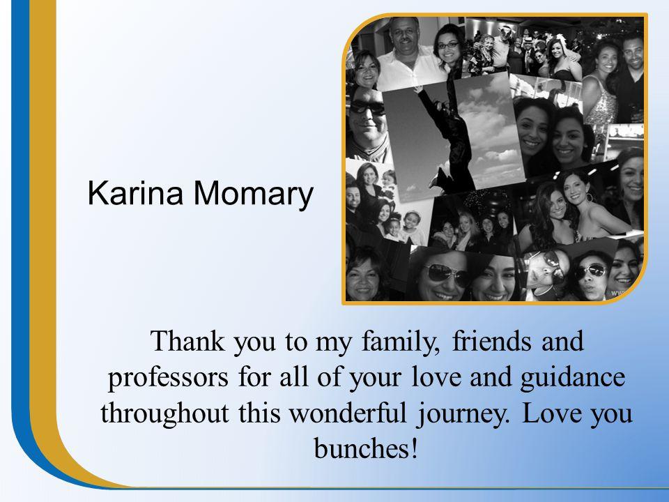 Karina Momary