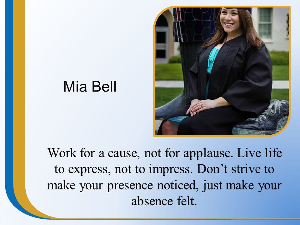 Mia Bell