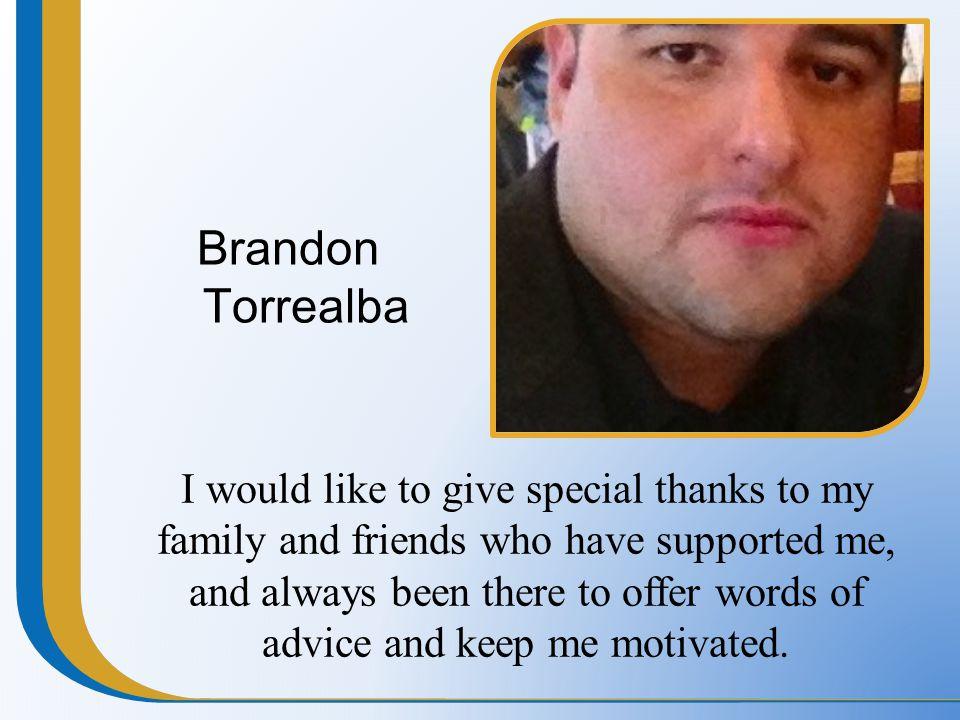 Brandon Torrealba