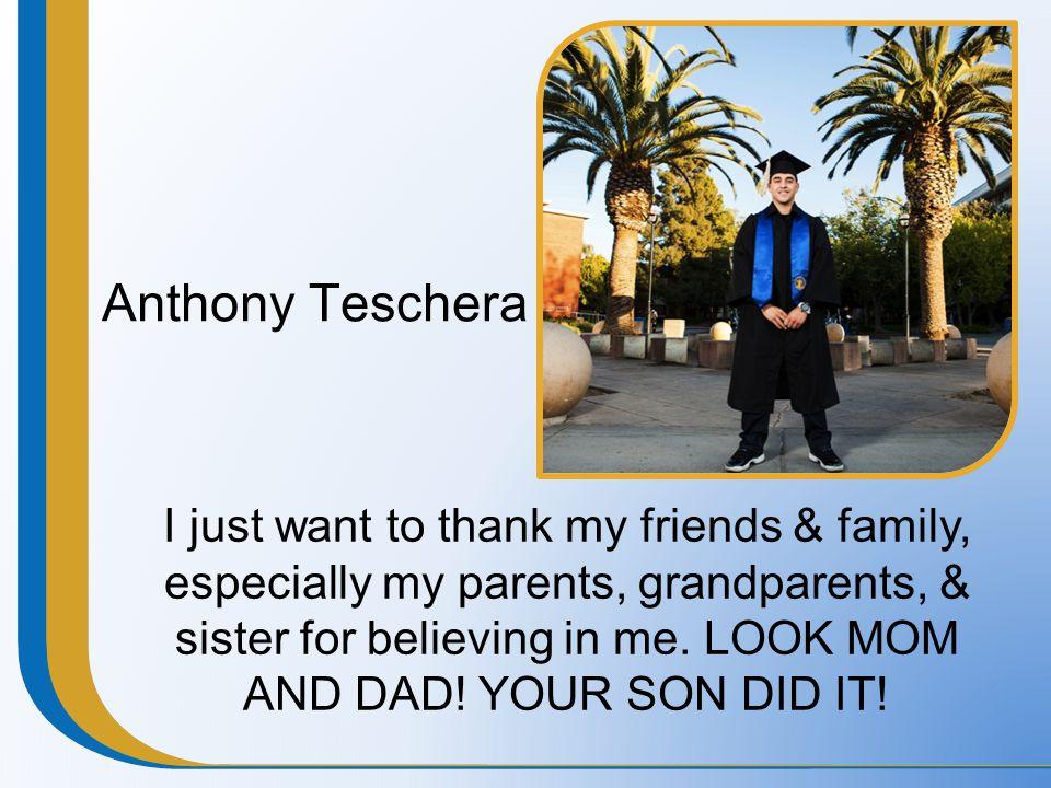 Anthony Teschera