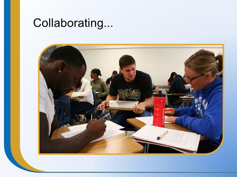 Collaborating...