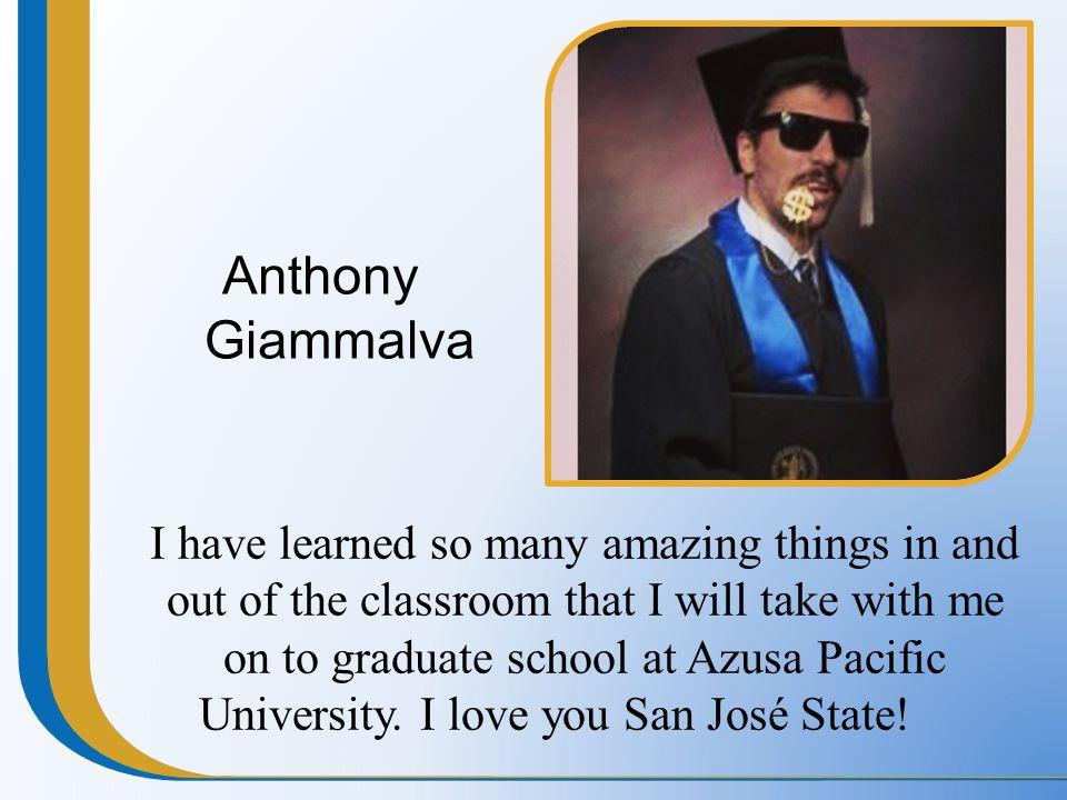 Anthony Giammalva
