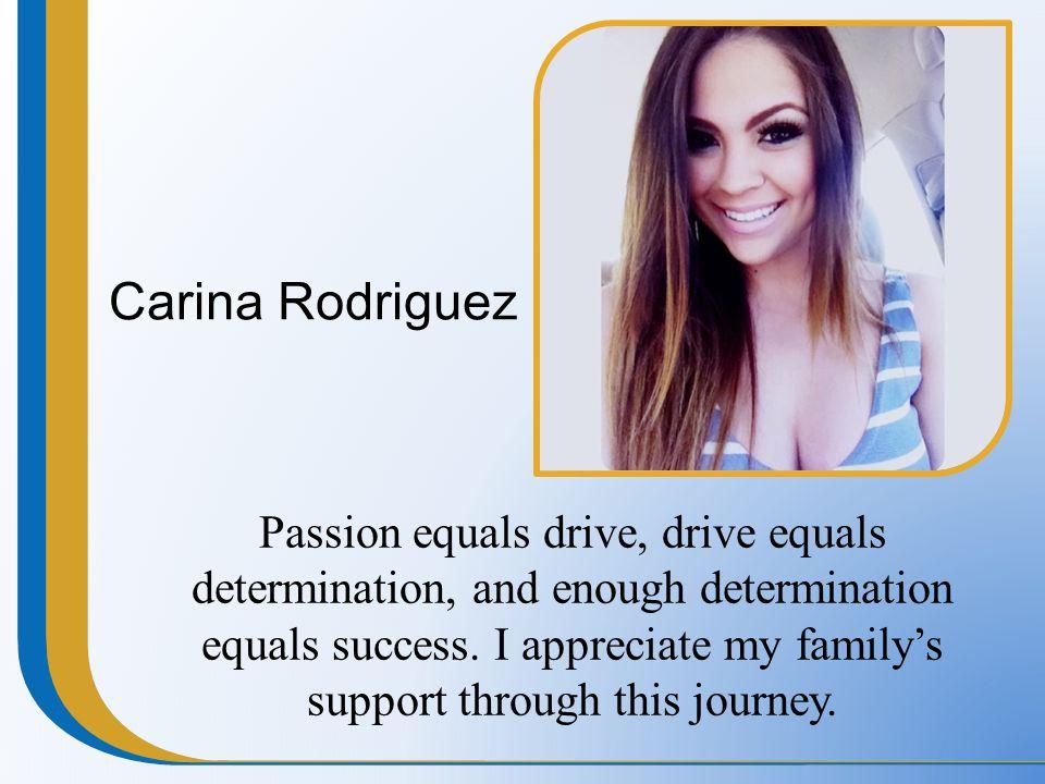 Carina Rodriguez