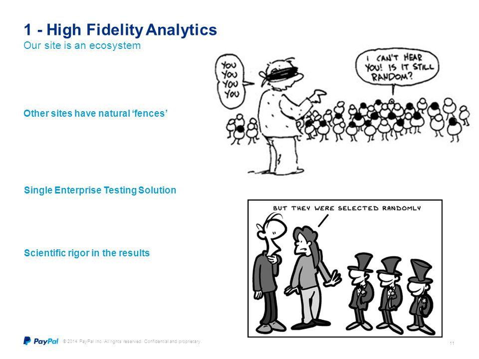 1 - High Fidelity Analytics
