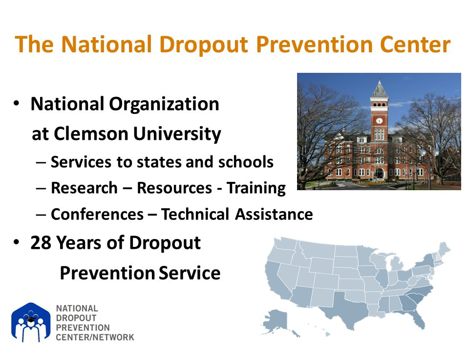 The National Dropout Prevention Center