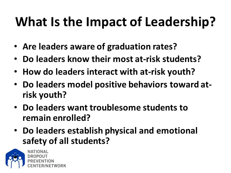 What Is the Impact of Leadership