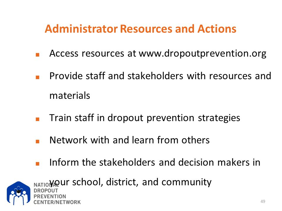 Administrator Resources and Actions