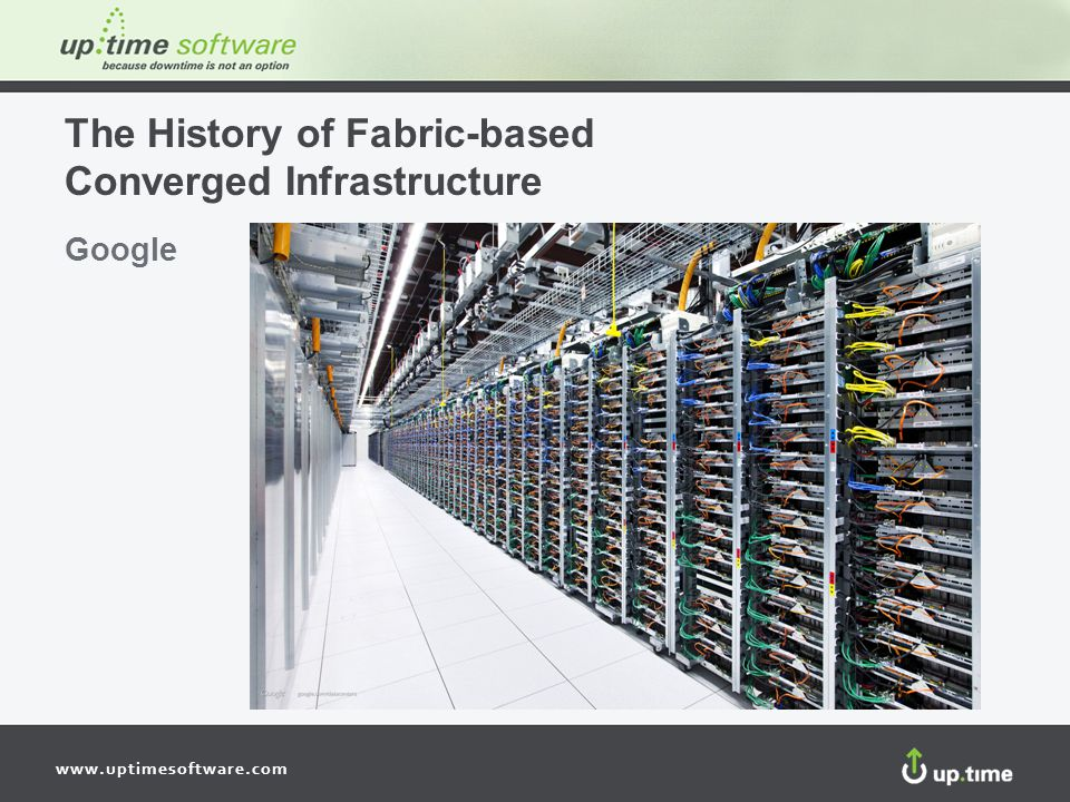 The History of Fabric-based Converged Infrastructure