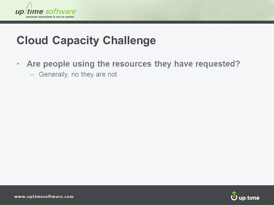 Cloud Capacity Challenge
