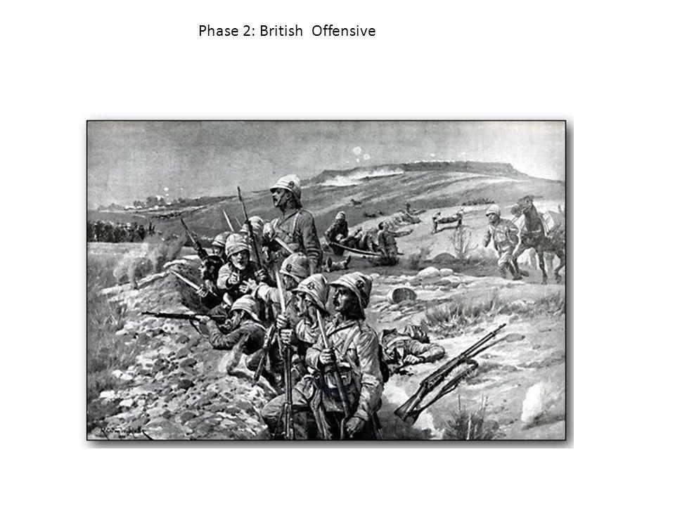 Phase 2: British Offensive