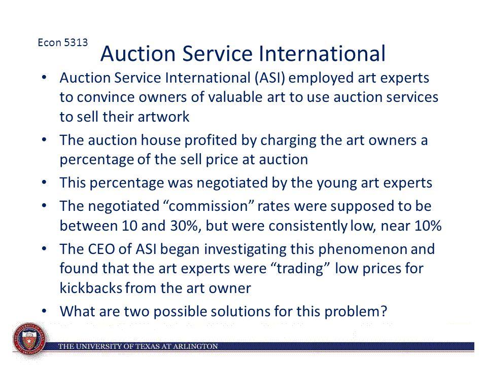 Auction Service International