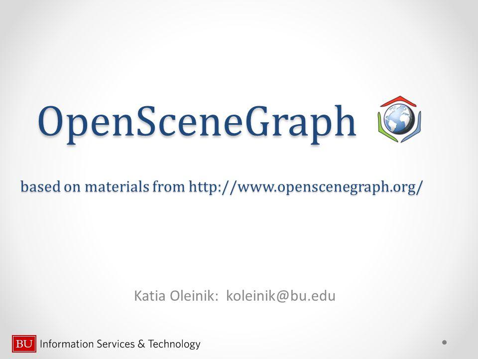 Katia Oleinik: koleinik@bu.edu