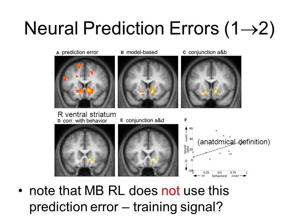 Neural Prediction Errors (12)