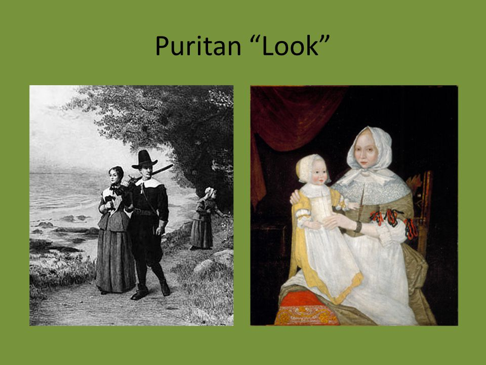 Puritan Look