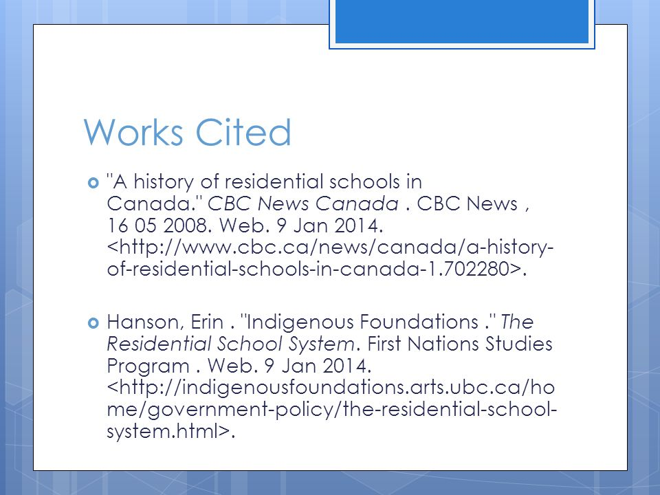 an analysis of the residental school system in canada Objective conditions the canadian residential school system was an extensive schooling system throughout canada funded by the government and run by the church,.