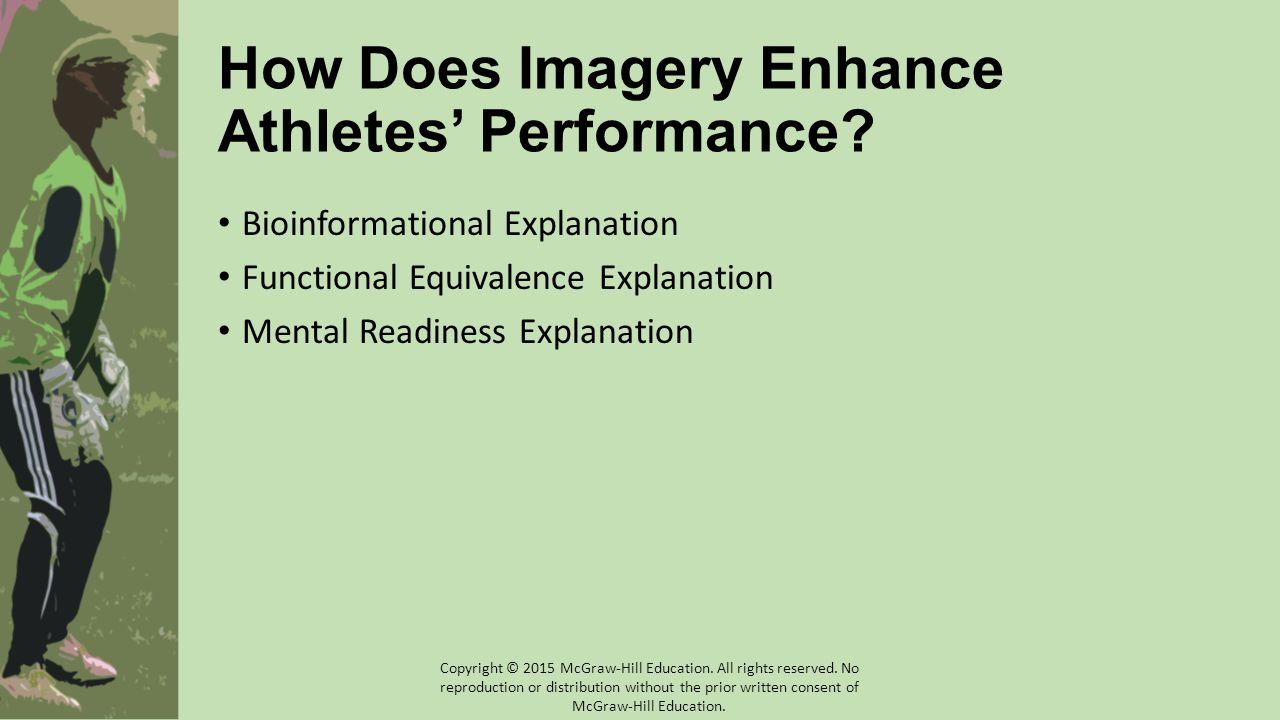 How Does Imagery Enhance Athletes' Performance