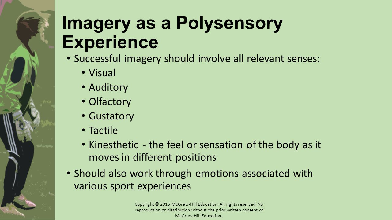 Imagery as a Polysensory Experience