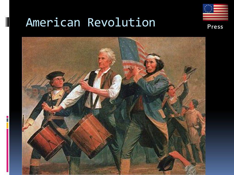 American Revolution Press