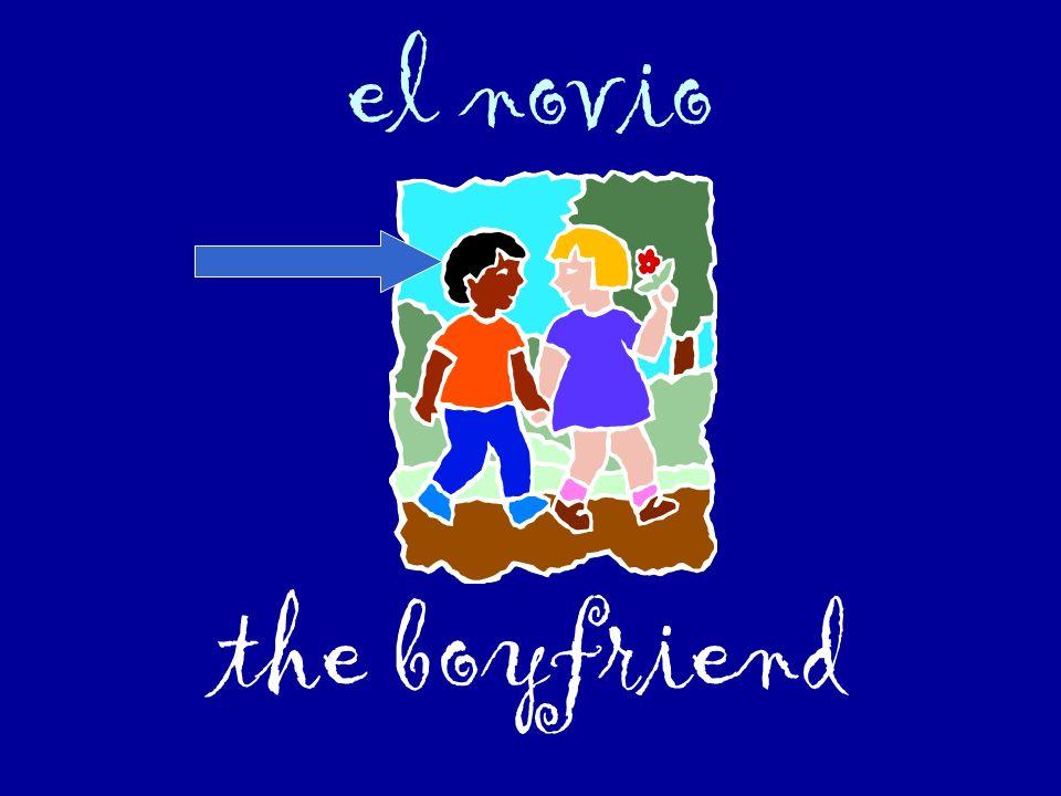 el novio the boyfriend