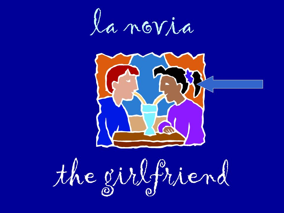 la novia the girlfriend