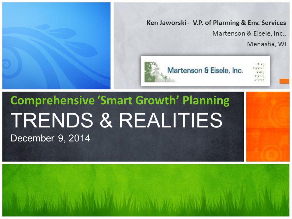 Ken Jaworski - V.P. of Planning & Env. Services