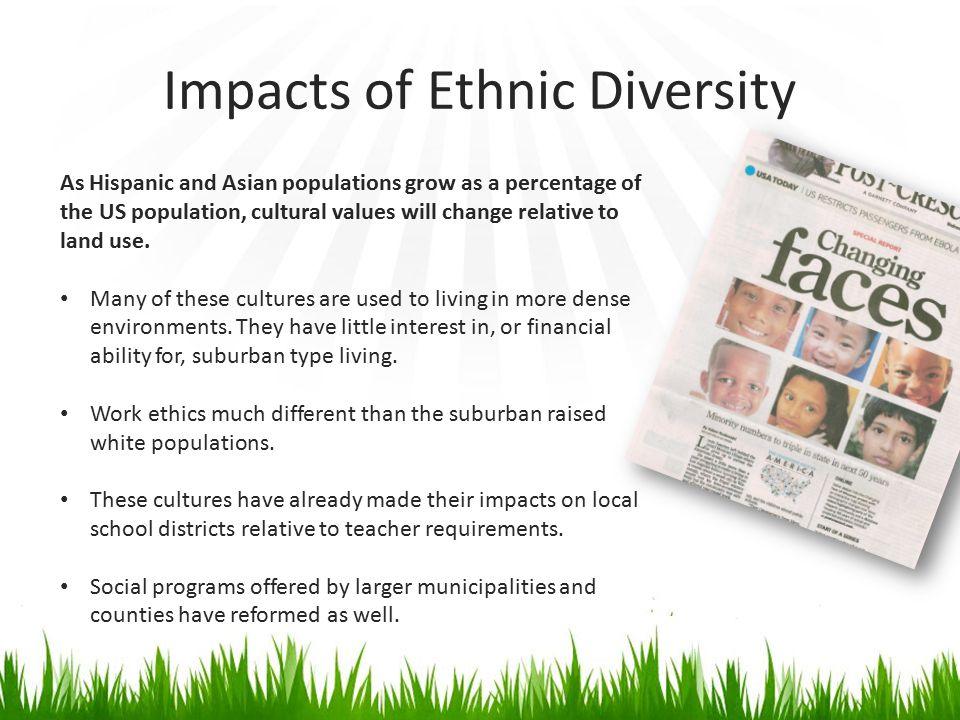 Impacts of Ethnic Diversity