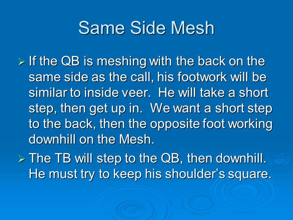 Same Side Mesh