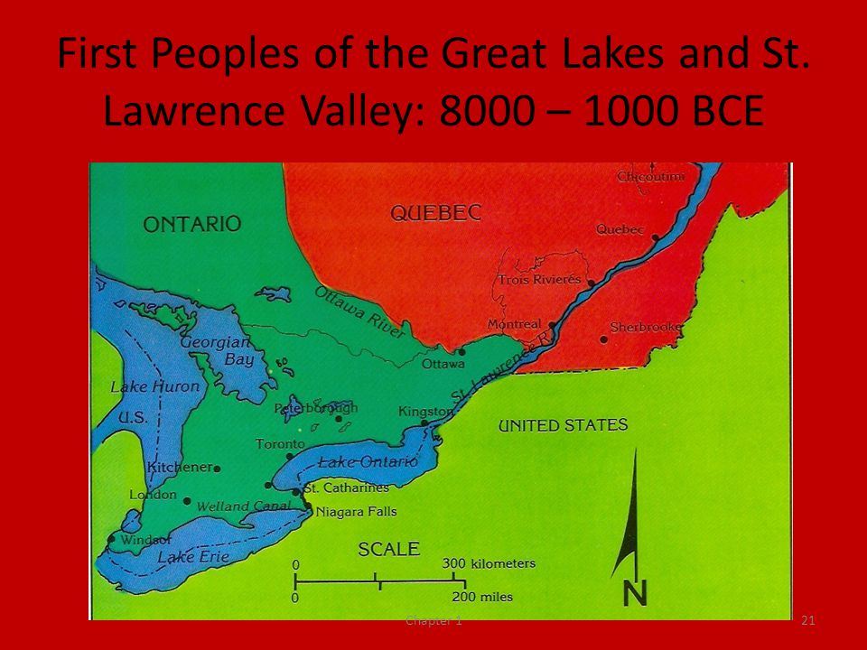 First Peoples of the Great Lakes and St