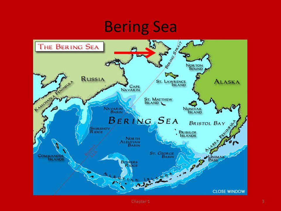 Bering Sea Chapter 1