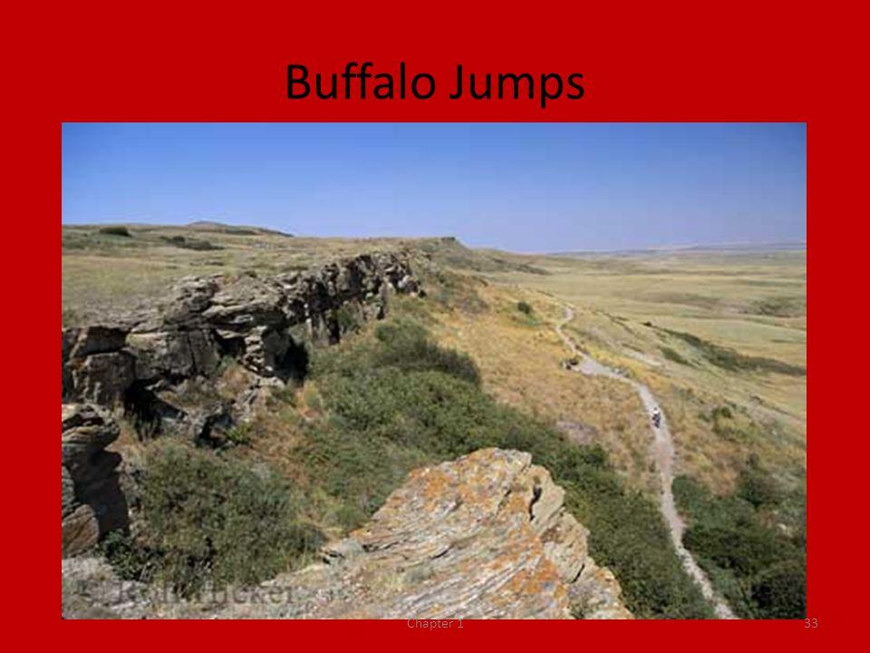 Buffalo Jumps Chapter 1