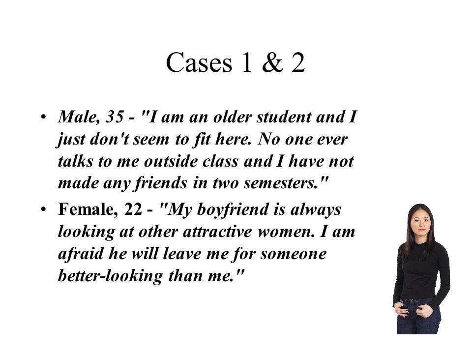 Cases 1 & 2