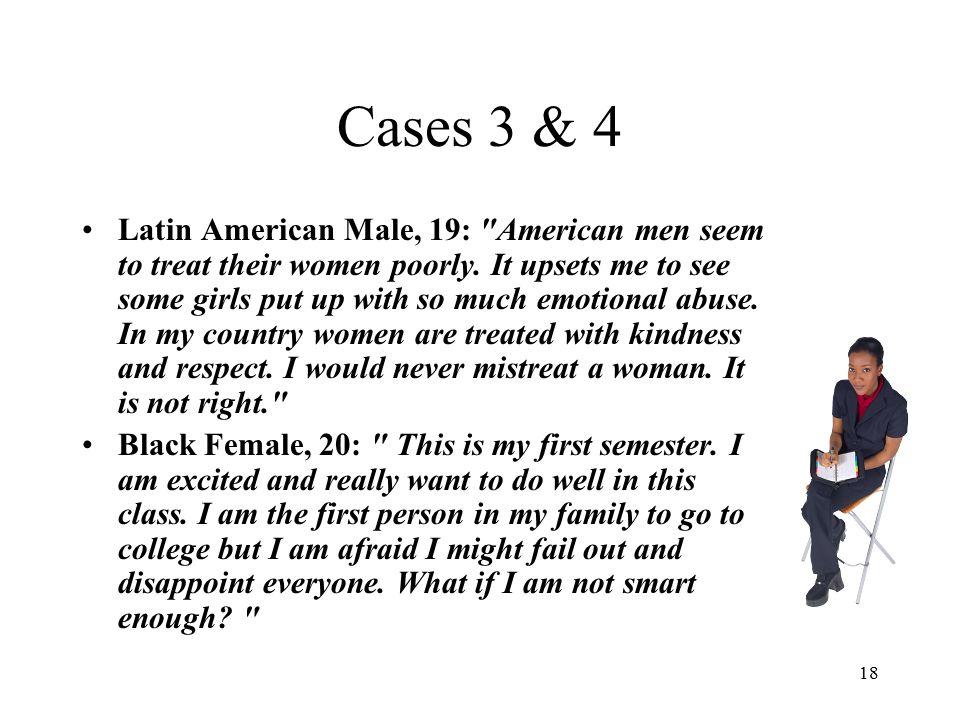 Cases 3 & 4