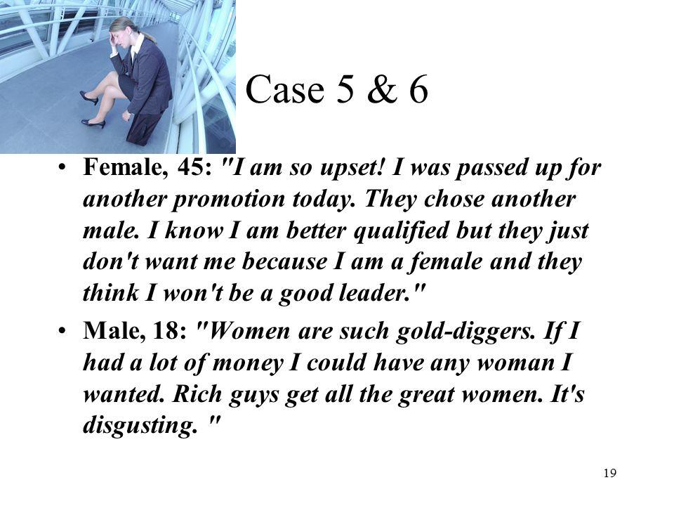 Case 5 & 6