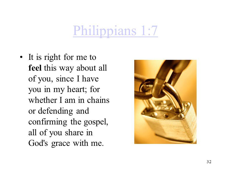 Philippians 1:7