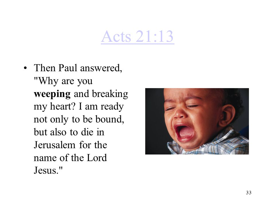 Acts 21:13