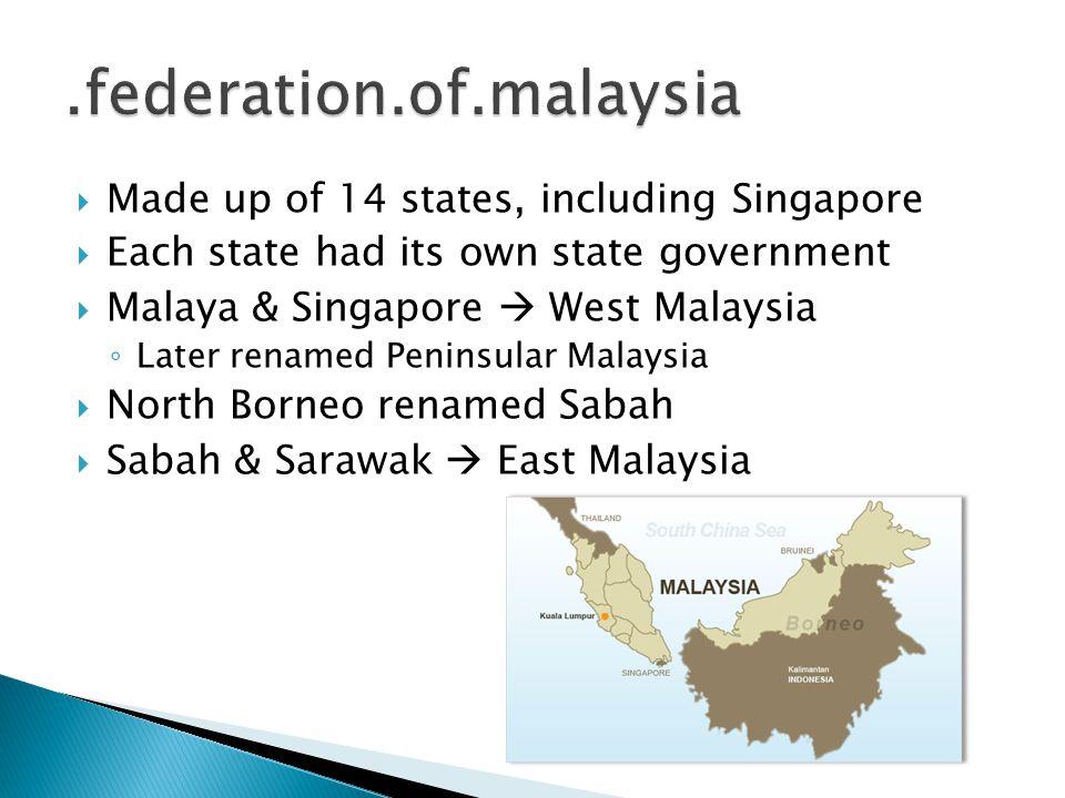 .federation.of.malaysia