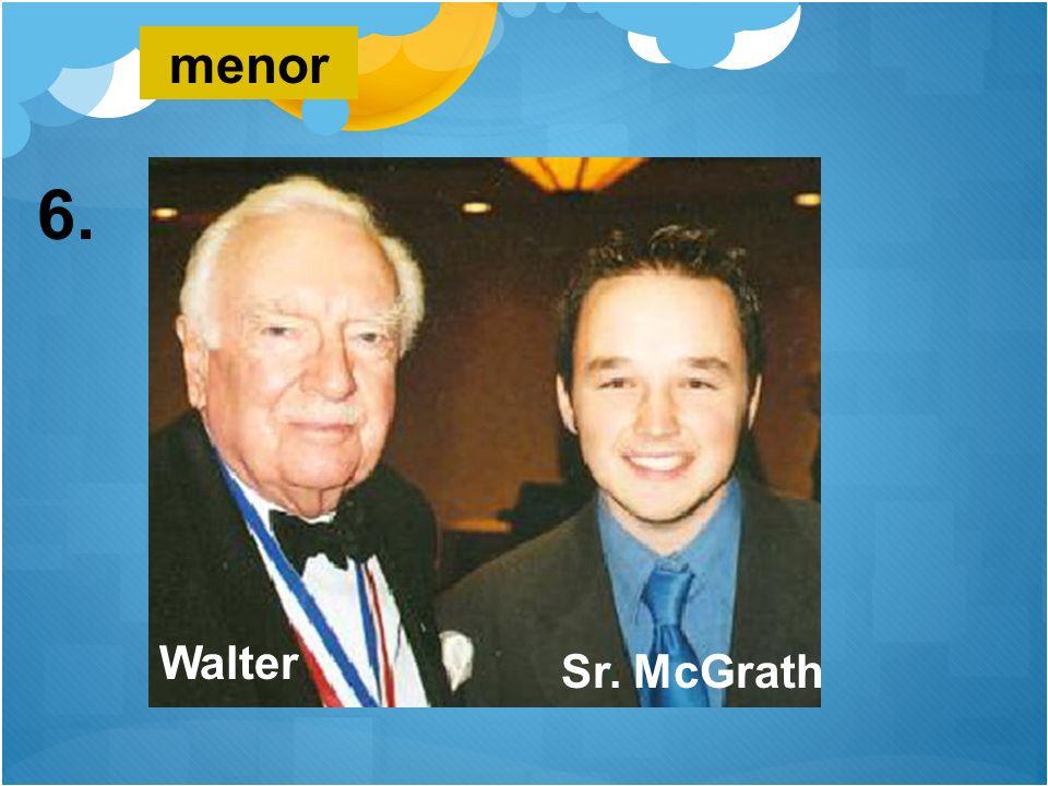 menor 6. Walter Sr. McGrath
