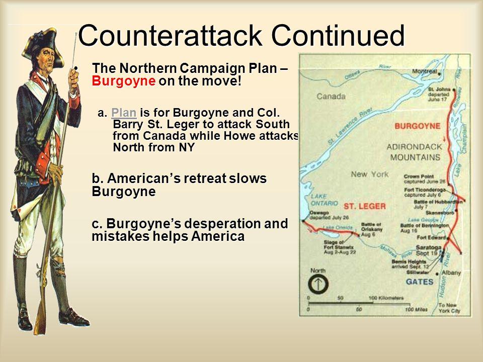 Counterattack Continued