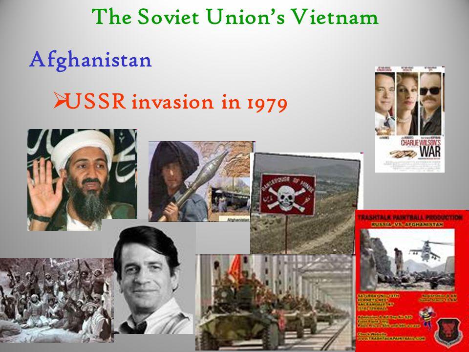 The Soviet Union's Vietnam