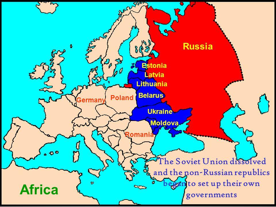 Russia Estonia. Latvia. Lithuania. Belarus. Poland. Germany. Ukraine. Moldova. Romania.