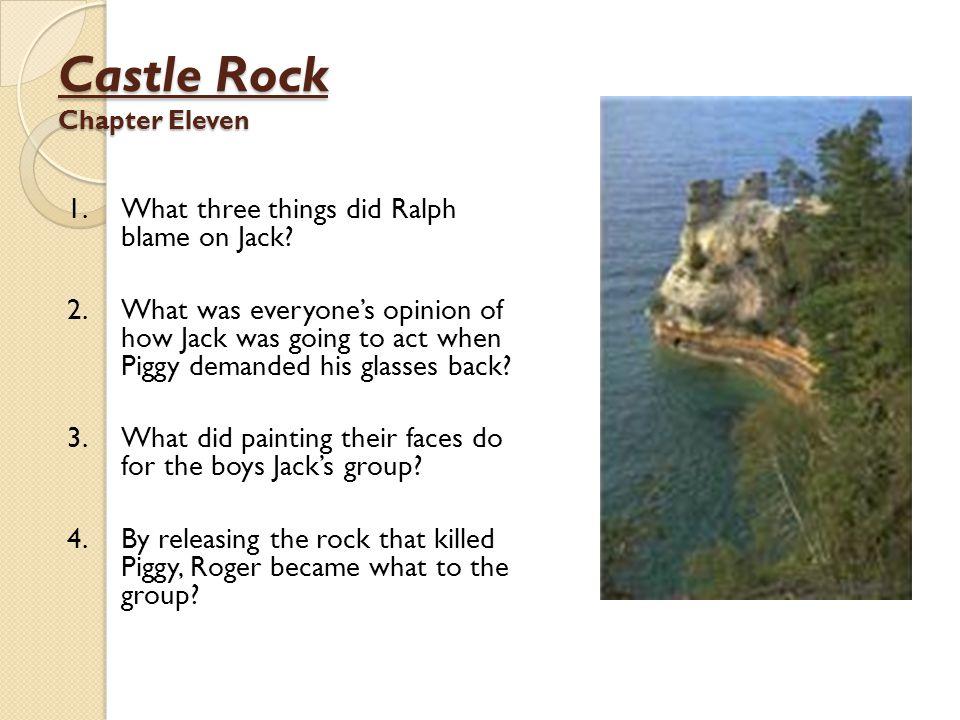 Castle Rock Chapter Eleven