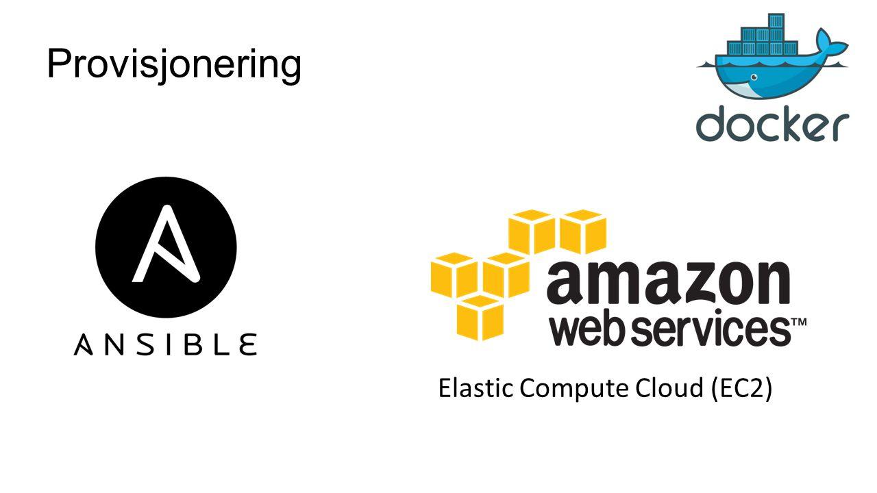 Provisjonering Elastic Compute Cloud (EC2)