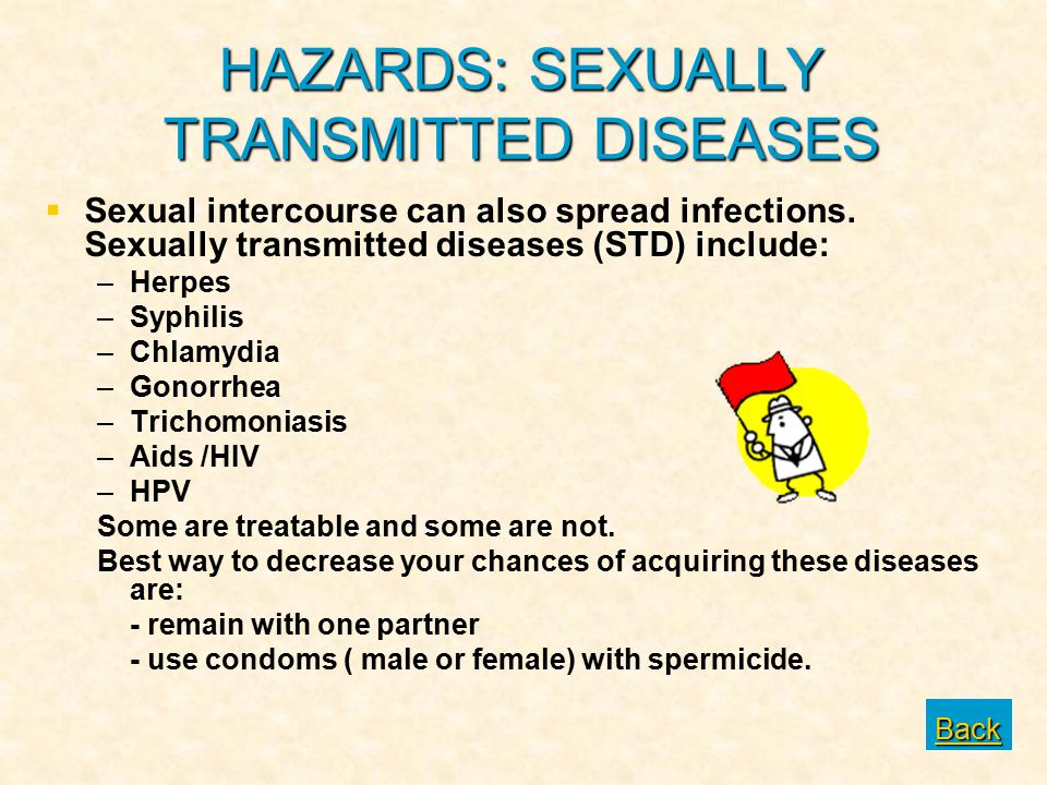 HAZARDS: SEXUALLY TRANSMITTED DISEASES