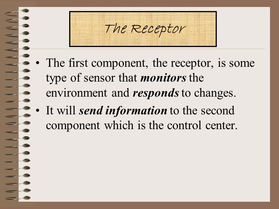 The Receptor The Receptor