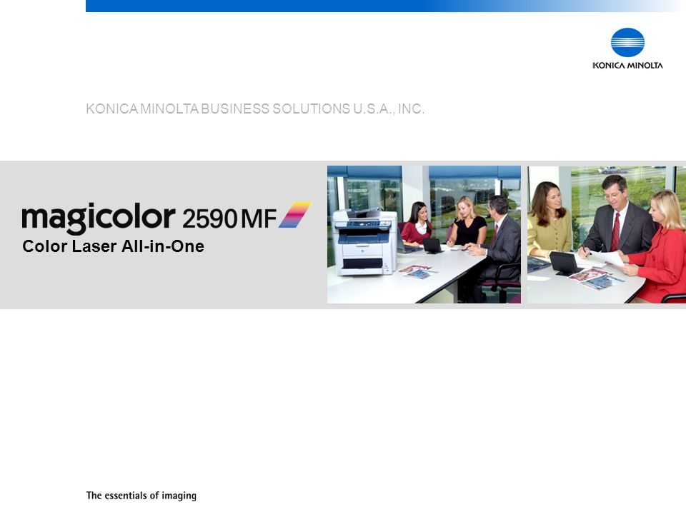 Color Laser All-in-One