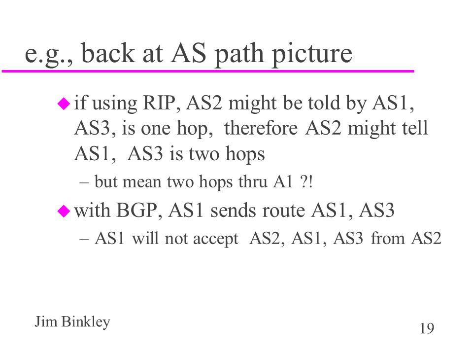 e.g., back at AS path picture