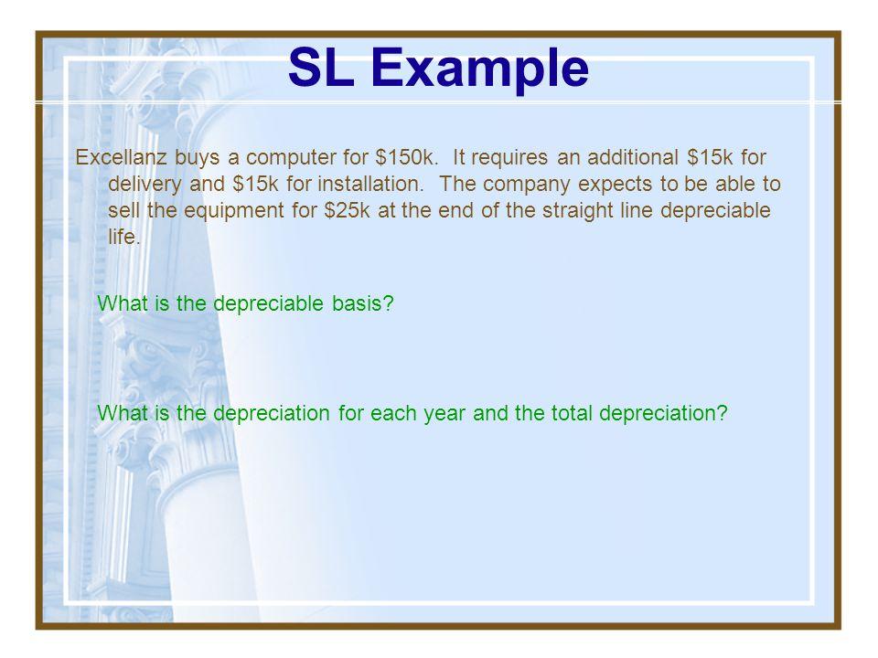 SL Example