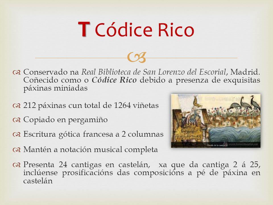 T Códice Rico